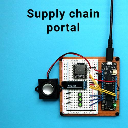 supply chain portal