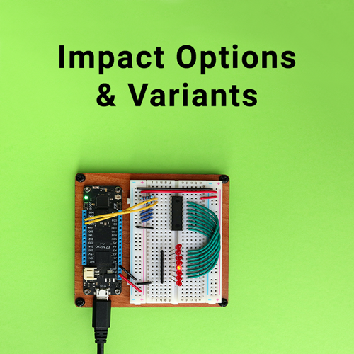 impact options & variants